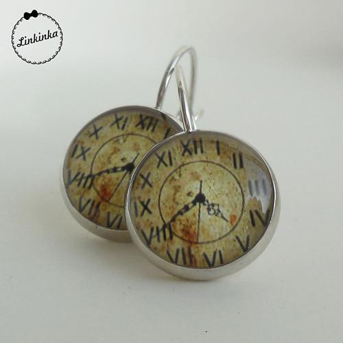 Antik hodinky mechanické