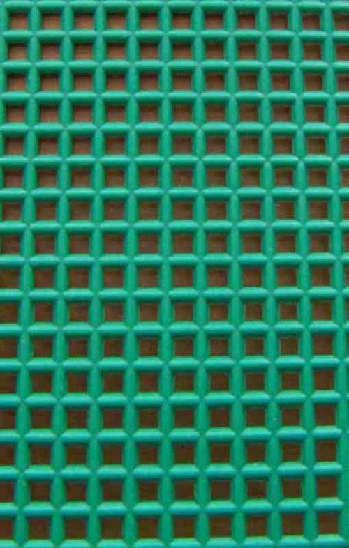 Plastová kanava I - zelená