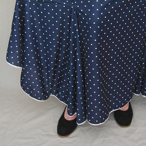 Roztančený puntík - sukně