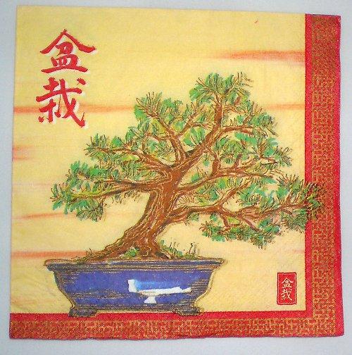 Ubrousek bonsaj 2 kusy