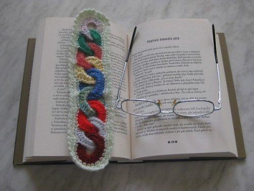 Záložky do knížky