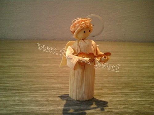Anděl s kytarou