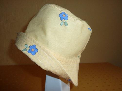 Dětský klobouček SLEVA ZE 144 Kč