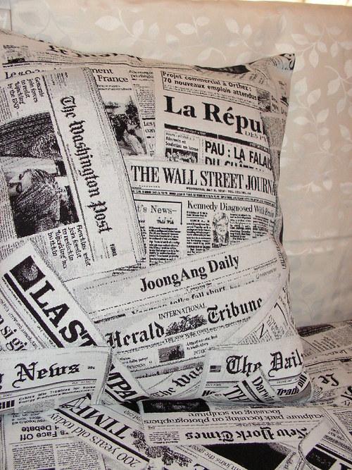 Polvlak- vzor novin