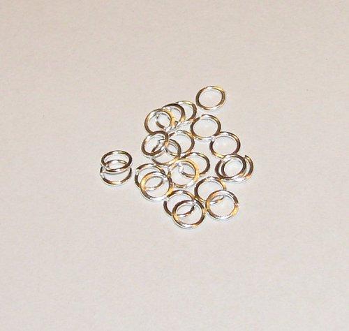 Spojovací kroužky, 5mm, 30ks