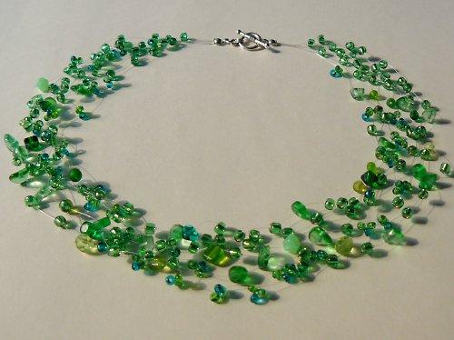 Zelená motanice