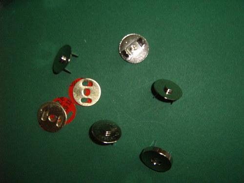magnetické zapínání 18mm