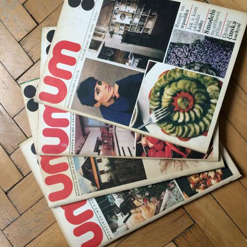 Časopisy UM