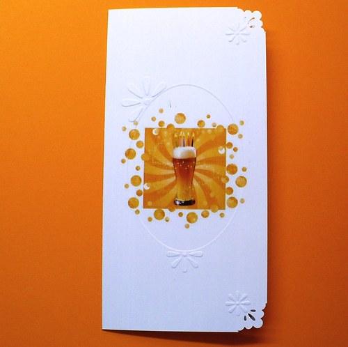 234. Přání do pivařské obálky