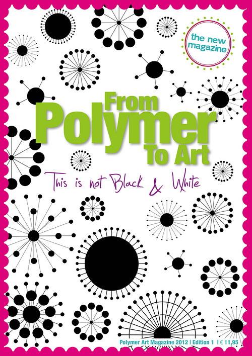 From Polymer to Art - Black & White / časopis