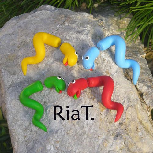 Náušnice had na přání