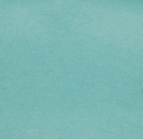 Plsť 20x30 cm, 1 ks, tm. tyrkys., gramáž 165 g/m2