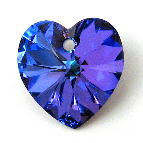 Swarovski srdce - 14,5 mm