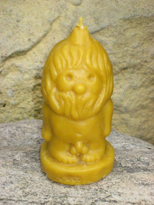 Svíčka Adam 100% včelí vosk