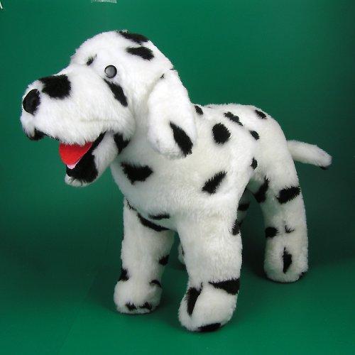 Nela - dalmatin - autorská hračka