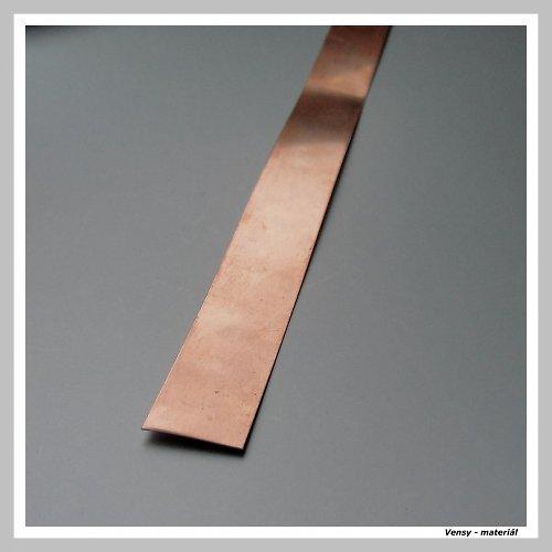 Měděný pásek