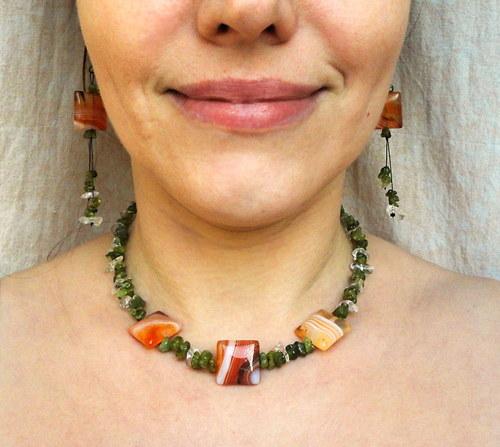 Ochránce klidu - náhrdelník