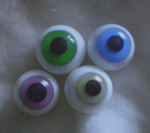 Skleněné  oči
