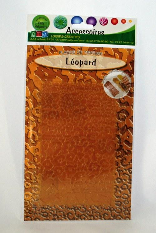 DTM texturová podložka - Gepard