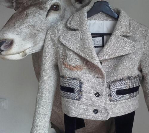 kabátek jelení