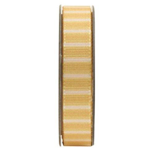 Stuhy proužky žluté, 3 m.