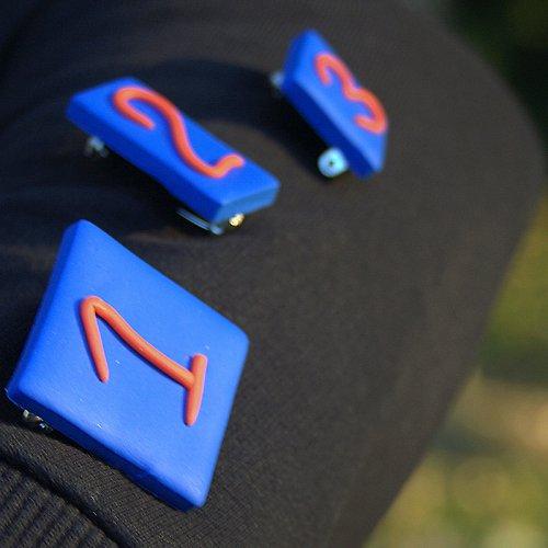 1 - 2 - 3 /modře, SLEVA/