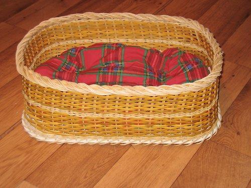 Košík pro zvířecí miláčky