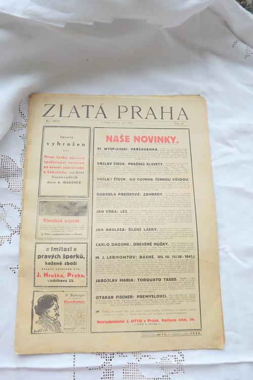 Zlatá Praha č. 50
