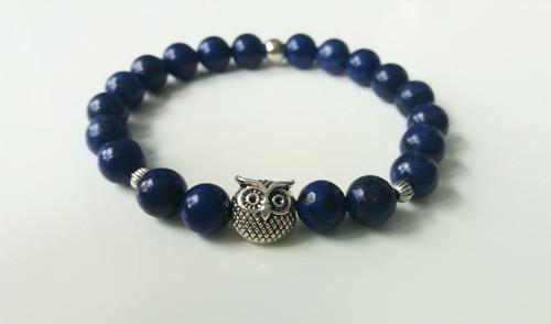 Náramek Moudrosti s lapis lazuli