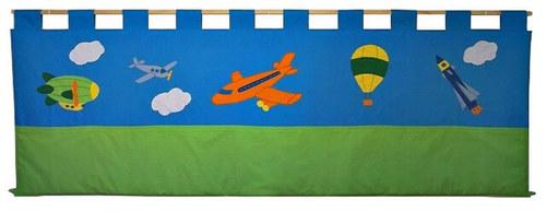 Kapsář za postel - Létající stroje