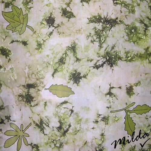 Zelená batika