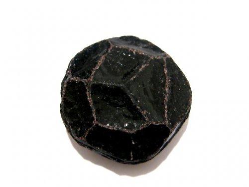 0302022/Matný černý valoun, 1 ks