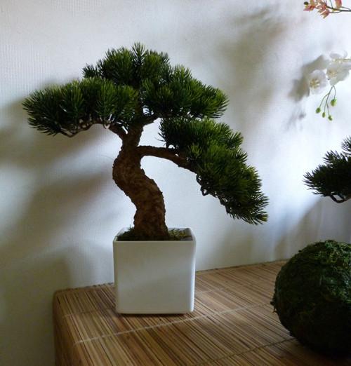 Umělá bonsaj, dekorace do interieru