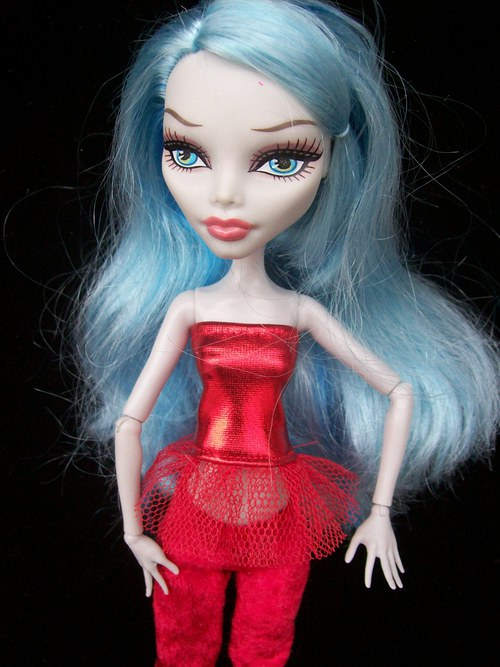 I na doma pro Monster High