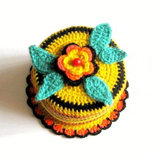 Veselý klobouček na... :-))