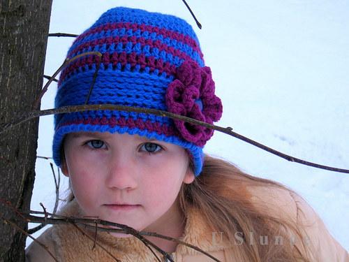 Čepice, klobouček