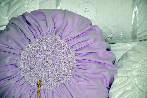 romantika v barvě lila