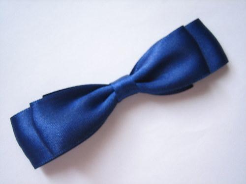 Mašle modrá