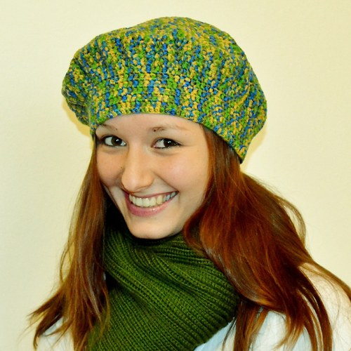 Pestrý baret
