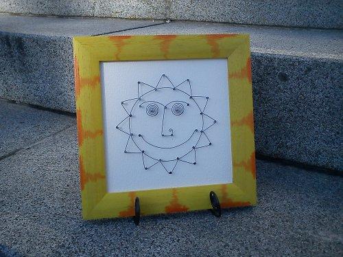 Obrázok - slniečko