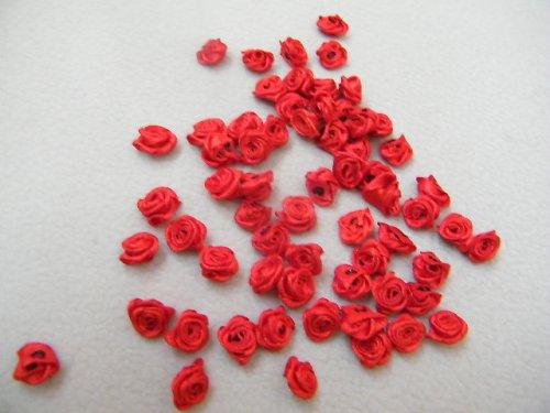 aplikace růžička-červená
