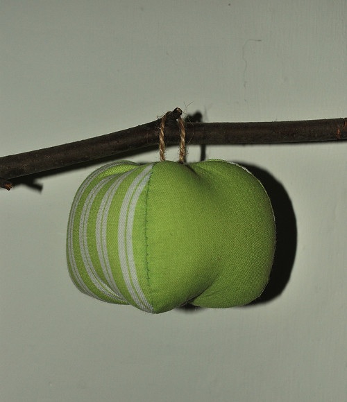 Jablíčko závěsné zelené
