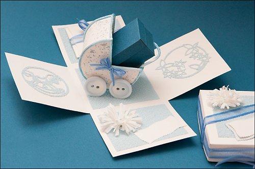 Novorodenecká krabička na darovanie peňazí