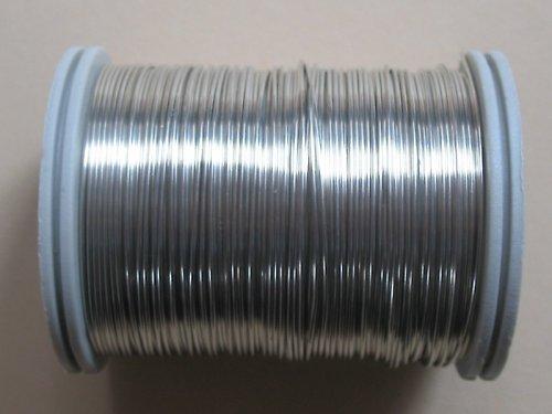 drátek 0,6 mm stříbrná barva