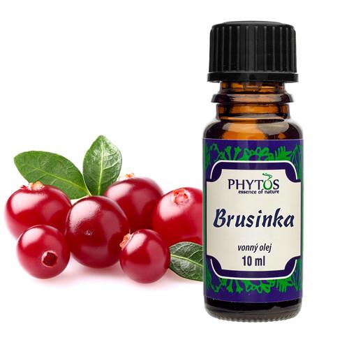 Brusinka - vonný olej 10ml