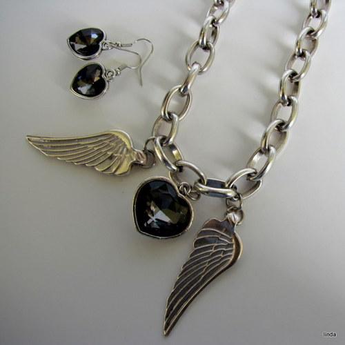Andělská křídla * souprava