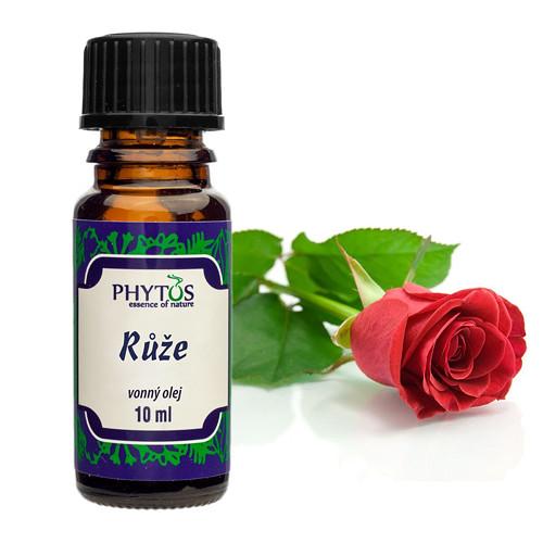 Růže - vonný olej 10 ml