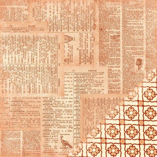 Čtvrtka Sienne Dictionary