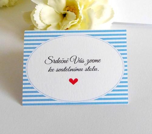 Pozvánka svatební