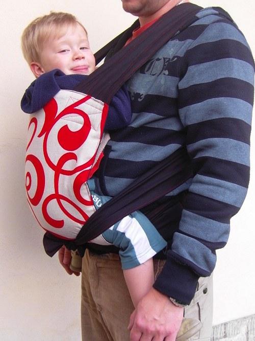 POSLEDNÍ KUS!!! Ergonomické nosítko  na dítě